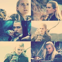 Legolas from LOTR - the strangely tall elf who never got dirty...doesn't matter - I still get weak in the knees...