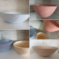cowo-concrete&wood: COWO-DS-F Concrete Wood, Serving Bowls, Ds, Tableware, Bowl Of Fruit, Dinnerware, Tablewares, Dishes, Place Settings