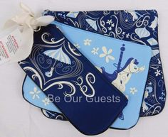 Disney Parks Mary Poppins Cherry Tree Lane Horse Cosmetic Makeup Bag Purse Set
