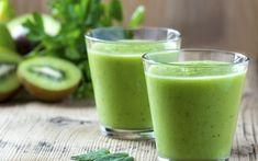 Aposte no suco verde no café da manhã