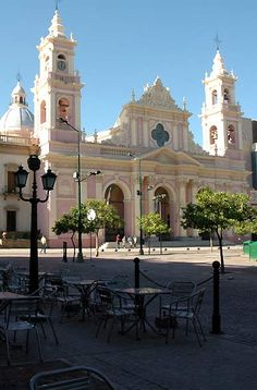 Largest Countries, Countries Of The World, Art Nouveau Arquitectura, Baroque Architecture, Across The Universe, Spanish Colonial, South America, Temples, Arquitetura