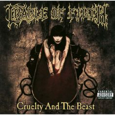 Cradle of Filth - Cruelty and the Beast [Explicit Lyrics] (CD)