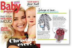 Karen Brost London in the Baby and Pregnancy