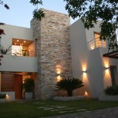 Our Top 10 Modern house designs – Modern Home Design Exterior, Facade Design, Style At Home, Future House, Casas Country, Bungalow Haus Design, Architecture Design, Home Building Design, House Front Design