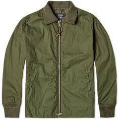 Nigel Cabourn x Lybro RAF Jacket (Army Poplin)