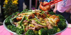 Walled-village Food Hong Kong travel