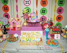 guirnaldas de cumpleaños lalaloopsy