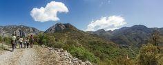 Muntanya d'Alinyà.