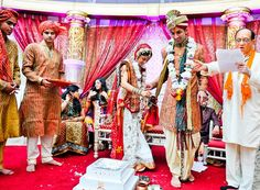 Indian #Weddings, like Indian culture are serene, pure and extremely interesting. Here is a description of each mangal #phera, the vows and its meaning.