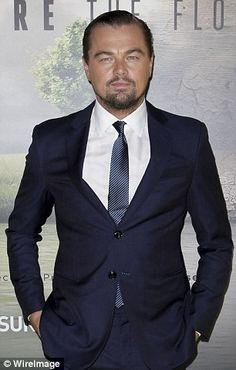 I am what I am:Leonardo DiCaprio, 42, admitted to Kathy Griffin, 56, that he was a 'douchebag' at the DGA awards in February, the comic said in her new book