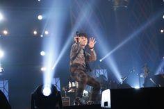 """「星野源 LIVE TOUR 2016 """"YELLOW VOYAGE""""」埼玉・さいたまスーパーアリーナ公演の様子。(撮影:五十嵐一晴)"""