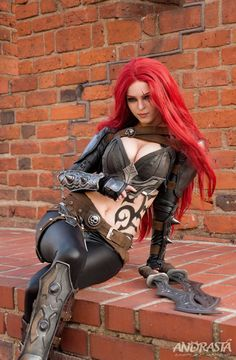 Lovely Cosplay Girls Daily Pictures. Imagination Has No Limits...