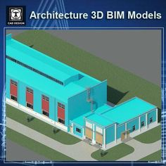 Download this Architecture BIM 3D Models(* rvt file format