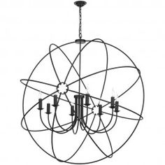 Orb Pendant Light - £995 - Available in other sizes