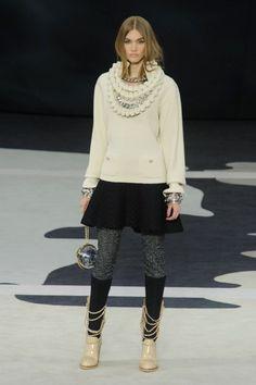 Chanel 2013 2014 Sonbahar Kış Koleksiyonu
