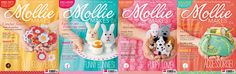 Mollie-Makes-covers - MollieMakes.com image
