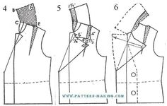 coat collar drafting-2