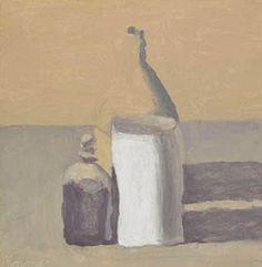 Giorgio Morandi, Still Life, 1963