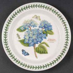 Portmeirion BOTANIC GARDEN Hydrangea Dinner Plate 9561767