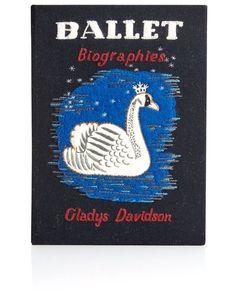 """Pin for Later: Es ist nicht zu früh, diese 17 It-Bags auf euren Wunschzettel zu schreiben Die Tasche: Olympia Le-Tan """"Buch"""" Clutch Olympia Le-Tan bestickte Clutch aus Baumwolle (1.319 €)"""