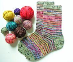 Scrappy Sock Ingenuity                                                                                                                                                                                 More