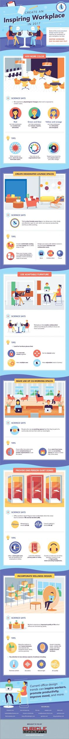 6 Design Tips to Create an Inspiring Office Space - Small Business Trends Georgian Architecture, Architecture Design, Small Business Trends, Business Design, Contemporary Style Homes, Victorian Design, Data Charts, Co Working, Working Woman