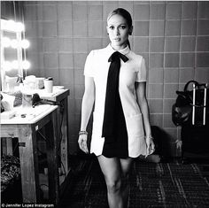 She's back for more: Jennifer Lopez posted this behind the scenes look of the next season ...