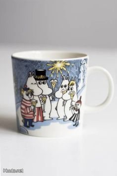 Tove Jansson, Moomin Mugs, Marimekko, Chipmunks, Christmas Birthday, Helsinki, Mug Cup, My Childhood, Metallica