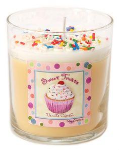 Vanilla Cupcake Candle Set-4   Price: $34.50  Volume Discounts:  Quantity: 2+  |  Price: $32.00