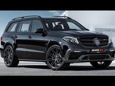 2016 BRABUS 850 XL Mercedes-AMG GLS 63 Luxury SUV
