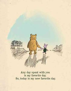 Winnie the Pooh often hits the nail on the pinnacle in the case of displaying love in your BFF. Winnie the Pooh often hits the nail on the pinnacle in the case of displaying love in your BFF. Winnie the Pooh often hits the nail on the pinnacle in. Cute Quotes, Funny Quotes, Bff Quotes, Pomes, Winnie The Pooh Quotes, Quotes For Baby, Quotes About Babies, Piglet Winnie The Pooh, Eeyore Quotes