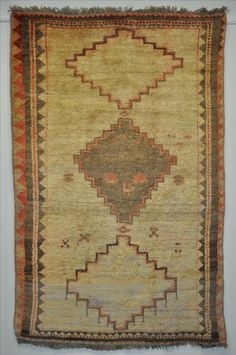 GABBEH 3.3 X 5.7  SKU: 6262 | Hayko Fine Rugs and Tapestries