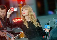 I got Taylor Swift! Which Celebrity Should You Take A Selfie With? -- I will find you, and we will selfie