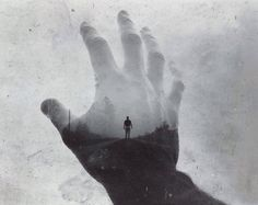 Photographer Brandon Kidwell created a series of double exposure portraits that he called 'Wisdom for my Children'. He created the images with his iPhone and. Portraits En Double Exposition, Exposition Multiple, Exposition Photo, Double Exposure Photography, Conceptual Photography, Creative Photography, Portrait Photography, Experimental Photography, Surrealism Photography
