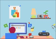 GoogleのアイコンなどのデザインガイドラインをGoogleのデザイナーが公開中 - GIGAZINE
