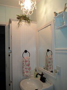 Bathroom Remodeling Mobile Al mobile home bathroom remodeling   plumbing in the floor   my