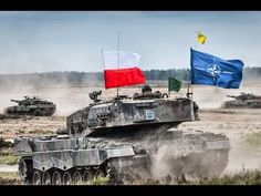 NATO in Massive Military Exercise In response to Russia - YouTube