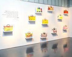 LONGCHAMP CELEBRATES 20 YEARS OF LE PLIAGE IN COLLABORATION WITH ASSOULINE AND ARTIST SARAH MORRIS, IN NYC