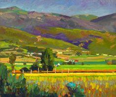 Randall Lake Art - South of Fairview