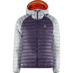 best service 51925 42a2c Haglofs Essens Mimic Hood Insulated Jacket Women s - Women s from Open Air  Cambridge UK Vandrarutrustning,