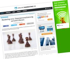 Marketing 2015: Hyperpersonalisierung auf allen Ebenen http://onlinemarketing.de/news/marketing-2015-hyperpersonalisierung-auf-allen-ebenen