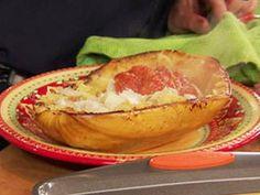 recipe: spaghetti squash with spicy marinara [38]