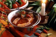 Valódi Bajai Halászlé recept