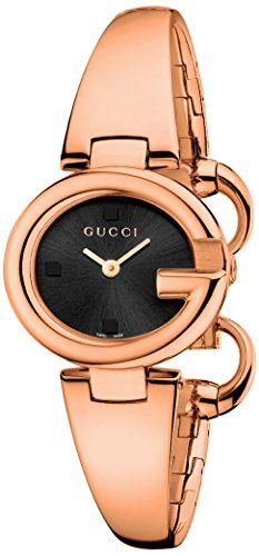Gucci Men's YA134509 Gucci Guccissima Collection Analog Display Swiss Quartz Rose Gold Watch	by Gucci -   Price: $850.00