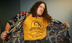 Weird Al Yankovic: 'I think Robin Thicke was glad I just mocked his grammar' After 30 years in the music business, Weird Al Yankovic has finally broken through. /via @earleyedition  Hadley Freeman asks the cult hero what it's like to be number one [The Guardian]
