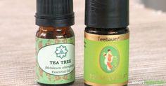 Die besten Anwendungen für Teebaumöl für Haushalt und Körperpflege