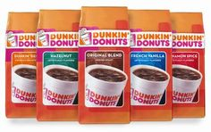 Dunkin' Donuts Coffee = HEAVEN in a cup