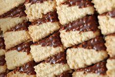 KOKOSOVÉ TĚSTO | Recepty Winter Christmas, Xmas, Czech Recipes, Sweet Desserts, Christmas Cookies, Waffles, Cupcake, Food And Drink, Health Fitness