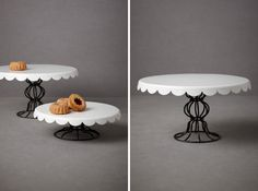 30 Cool Cake Stands You Can Buy and DIY via Brit + Co