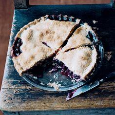Marilyn Batali's Blackberry Pie    Food & Wine